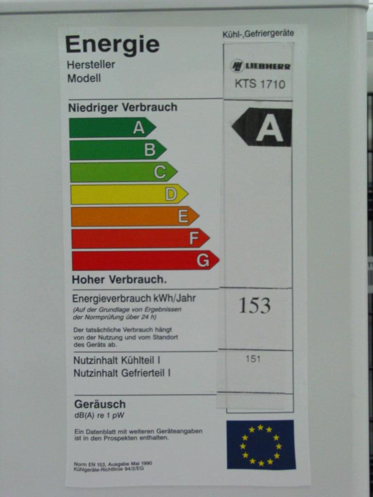 kühlschrank prüfplakette en 153 ~ Kühlschrank Laut