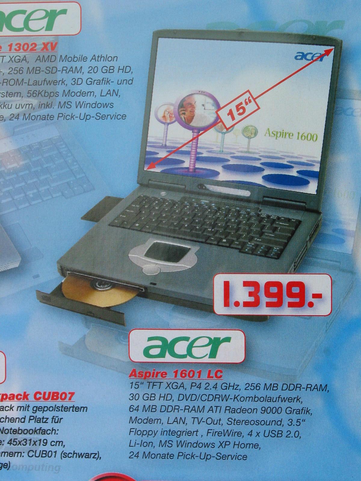 Achtung computer kataloge