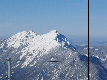 Panorama in deep snow Some meter deep snow on the Untersberg, amazing good long distance sight. A panorama with about 135mm focal lenght fails because no spirit level.