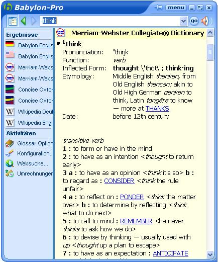 MERRIAM WEBSTERSDICTIONARY.COM