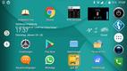 Doogee X5 MAX pro: mein Startbildschirm